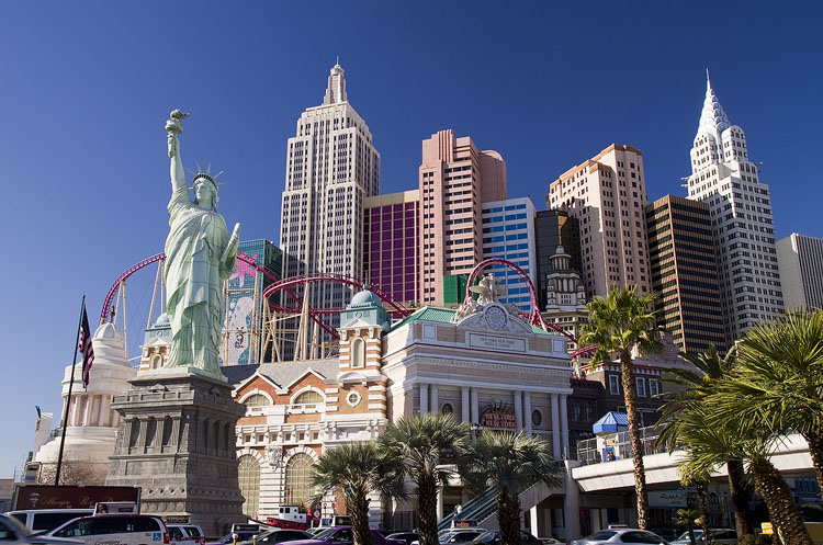 New York-New York Hotel, Las Vegas