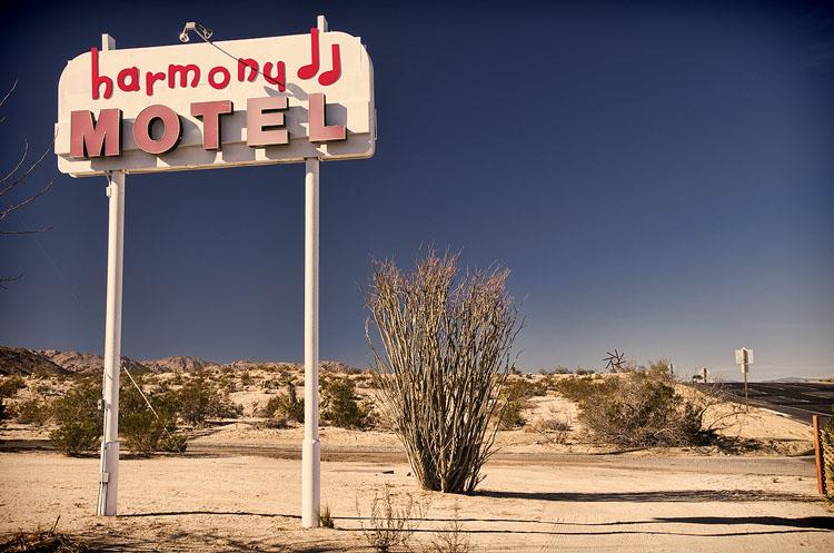 Harmony hotel daylight